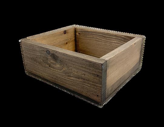 Wood Centerpiece Box