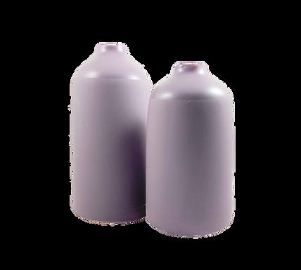 Lilac Ceramic Vases (Set of 2)