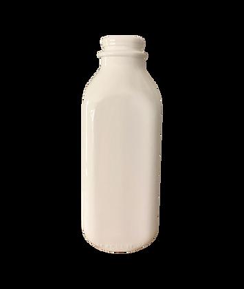 Gloss White Bottle Vase