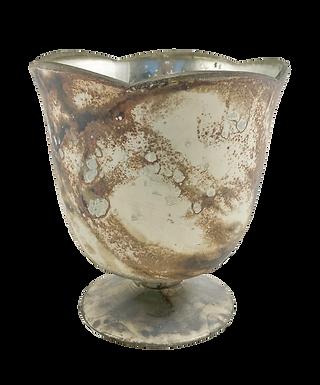 Marble Pedestal Vase
