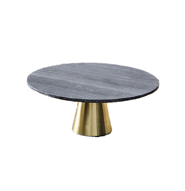 Tiered Marble Cake Stand