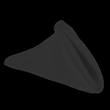 Black Poly Napkin
