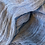 Thumbnail: Pale Blue Cheesecloth Runner