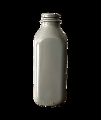 Basalt Grey Bottle Vase