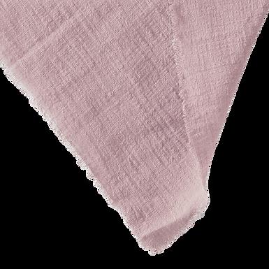 Cheesecloth Napkin - Blush