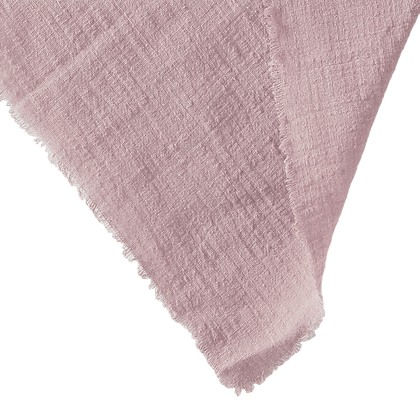 Cheesecloth Napkin - Blush