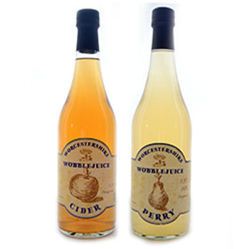 Worcestershire Wobblejuice Cider/Perry/Mulled Cider