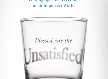 Living in the Already and Not Yet (A review of Blessed Are the Unsatisfied by Amy Simpson)