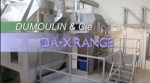 Система Dumoulin IDAX для дражерования сахаром