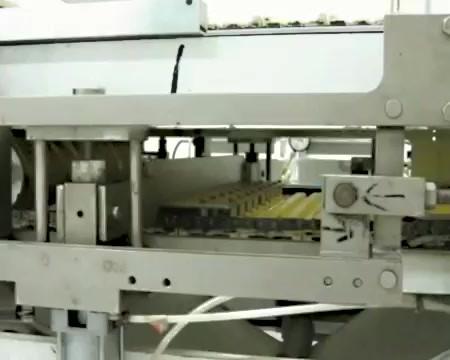 Baker Perkins Компактная линия отливки тоффи