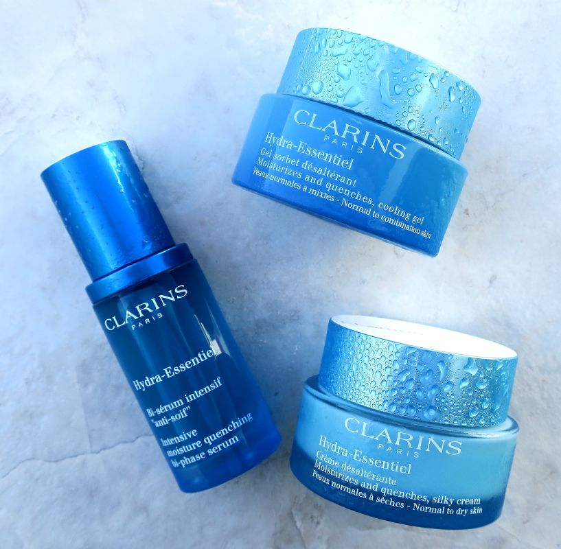 Hydra-Essentiel Cooling Gel - Normal to Combination Skin by Clarins #6