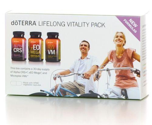 doTerra Life Long Vitality Pack