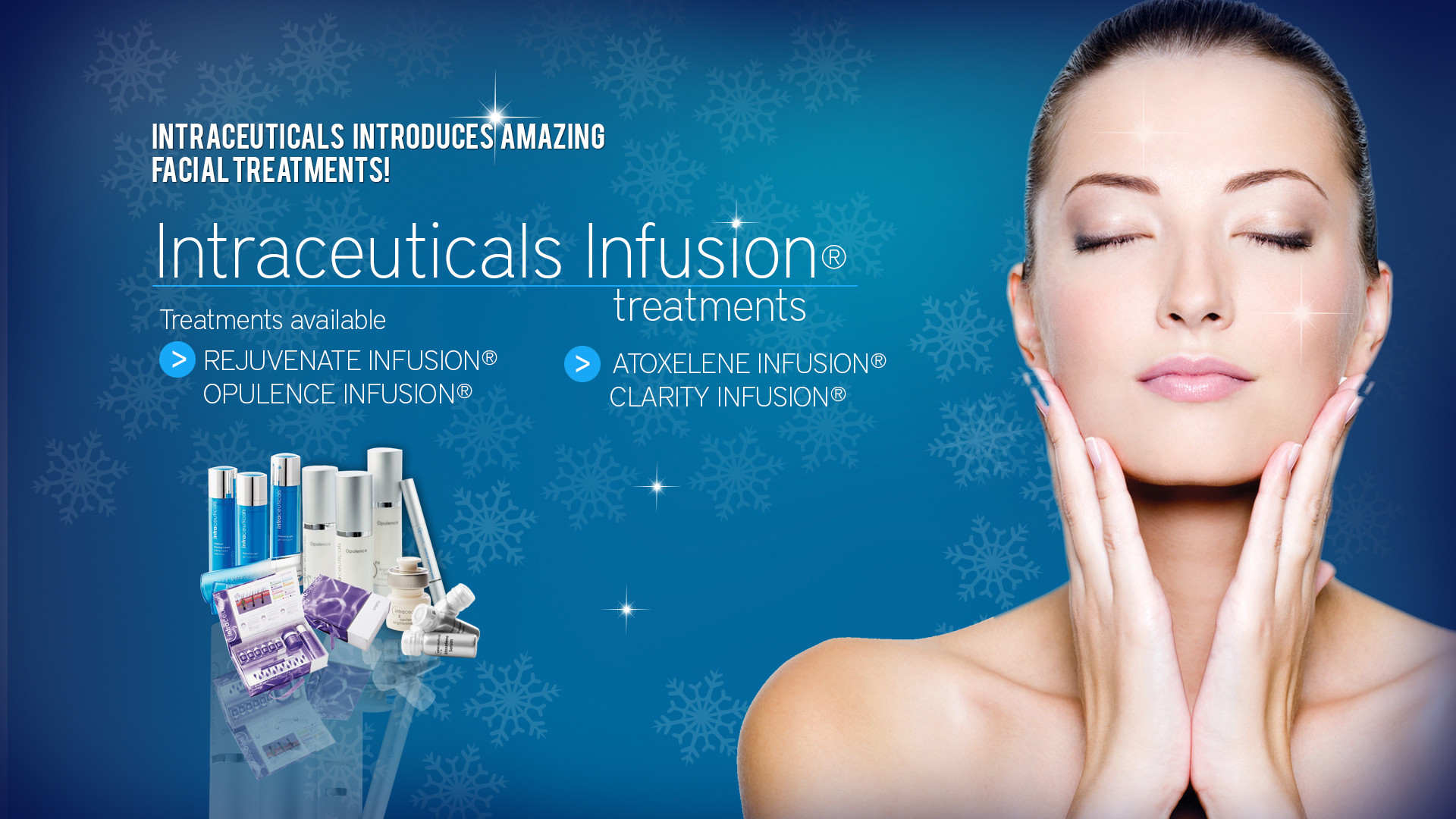 Oxygen Facial Infusion