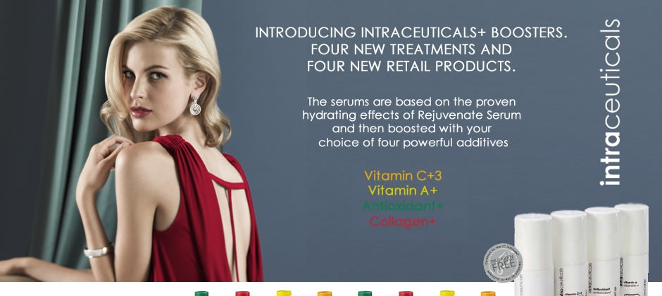 Intraceuticals-boosters