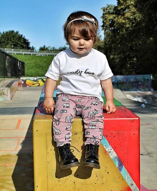 How fabulous does little Willow look in