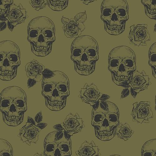 Khaki Skulls