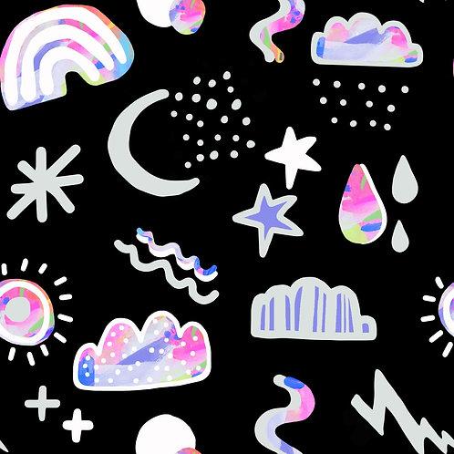 Elemental Dreams (pinks)
