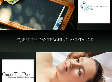 Becoming a TA with Greet the Day