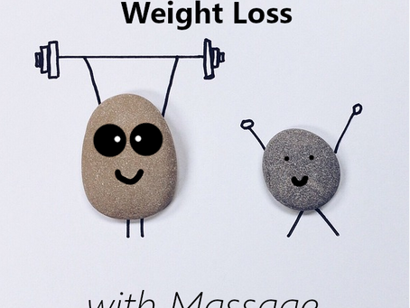 Support Fitness and Weight Loss with Massage