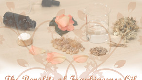 The Benefits of Frankincense Oil