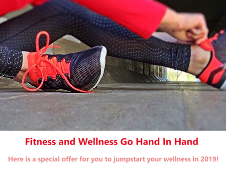 Fitness and Wellness Go Hand In Hand