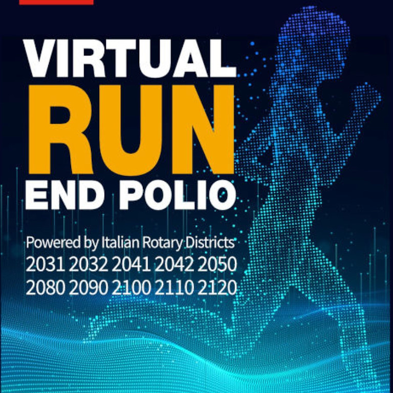 Rotarian Virtual Run - End Polio