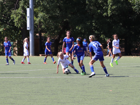 What the U11 Girls Taught Me About Leadership