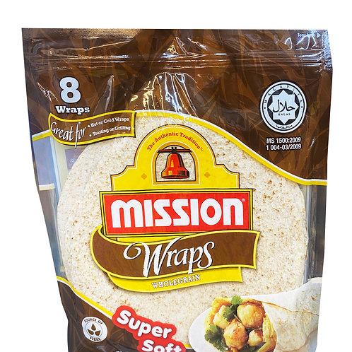Mission Wraps - Wholegrain