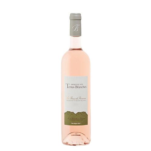 Domaine des Terres Blanches - Les Baux de Provence Organic Rose Wine