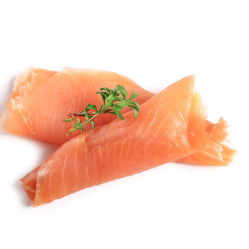 Fassler Smoked Salmon - Traditional, 75g