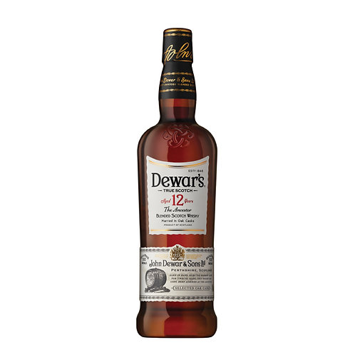 DEWAR'S Special Reserve 12 Years Old 75cl