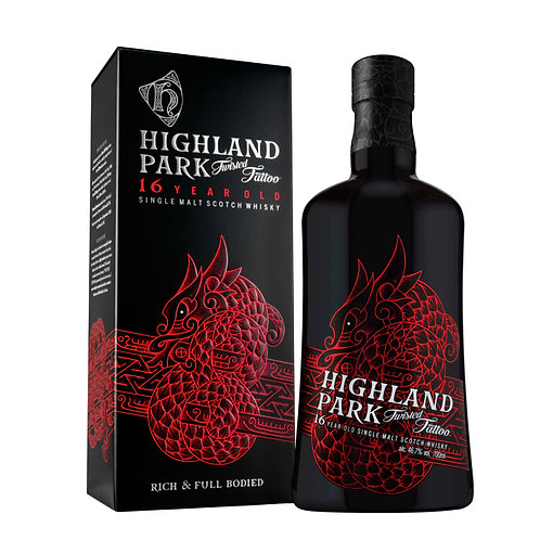 HIGHLAND PARK TATTOO 16 YEARS OLD 70CL