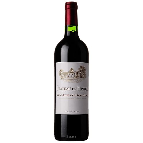Chateau de Fonbel - Saint-Emilion Grand Cru - Red Wine - 750 ml
