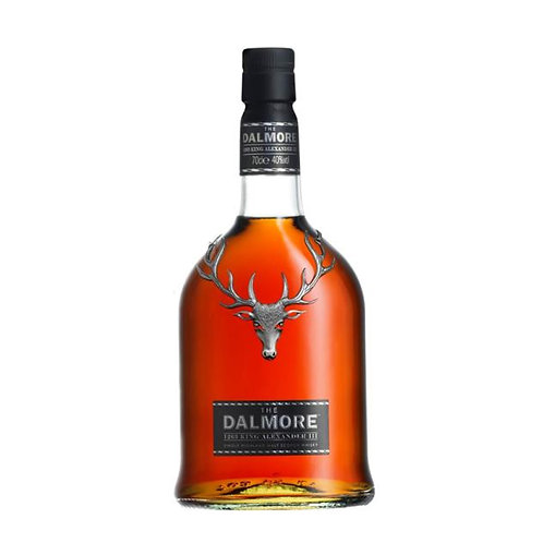 Dalmore King Alexander III 70cl with Box
