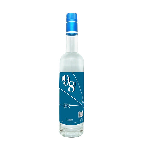 1981 Housepour Spirits - Gin 700ml