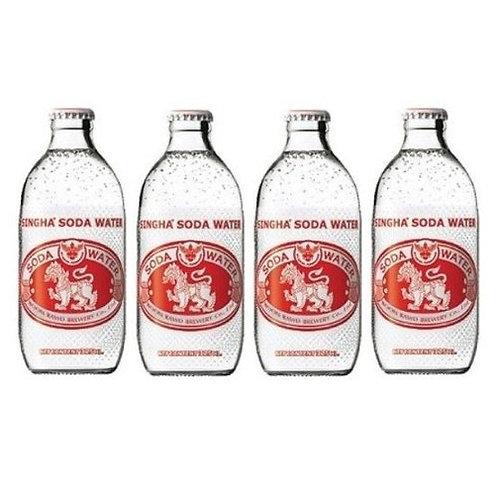 SINGHA Soda 4 x 32.5cl