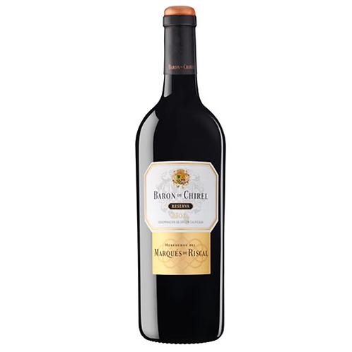 Marques de Riscal Baron de Chirel Reserve Rioja, 750ml