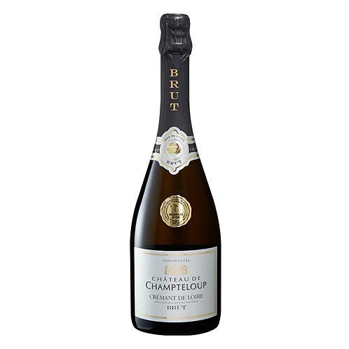 Chateau Champteloup - Cremant de Loire - Sparkling White Wine