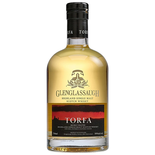 Glenglassaugh Torfa (700ml) - Single Malt Scotch Whisky