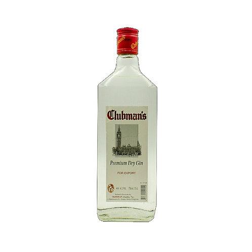 Clubman's Premium Dry Gin