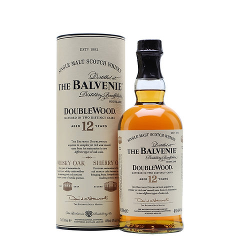 BALVENIE 12 Years Old DoubleWood 70cl
