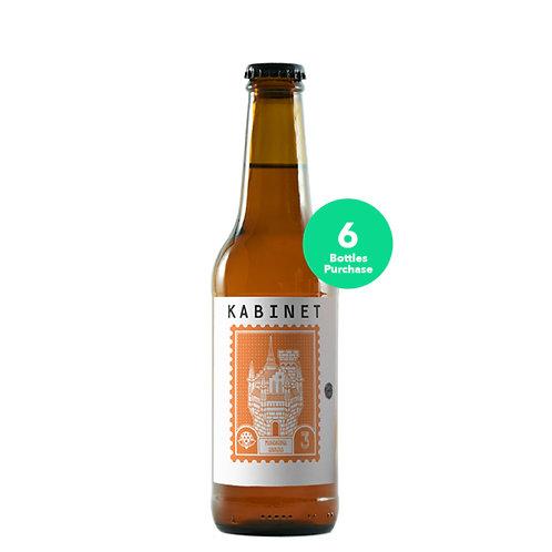 Kabinet Single Hop Mandarina Bavaria Bottle of 6 x 330ml