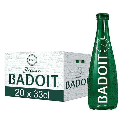 BADOIT Glass 20 x 33cl