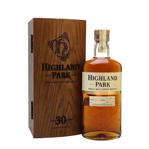 HIGHLAND PARK 30 Years Old 70cl ( Pre-order)