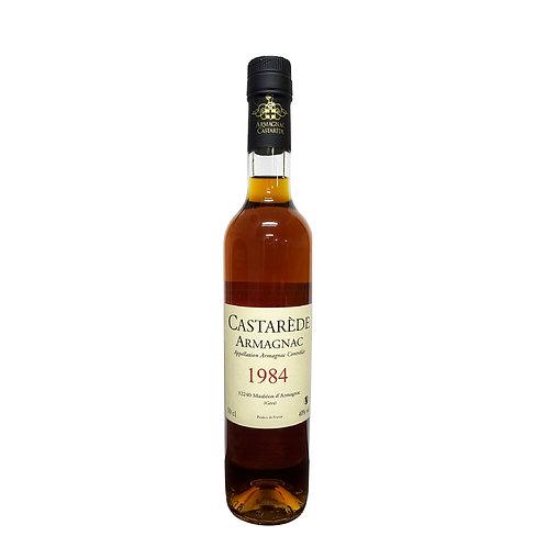 Armagnac Castarede Brandy 1984
