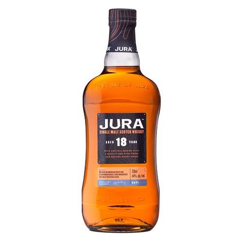 JURA 18 years Single Malt Whisky 70cl