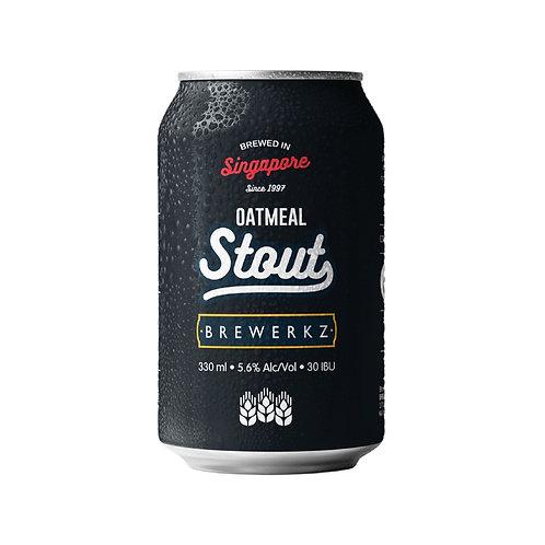Oatmeal Stout - 5.6% ABV