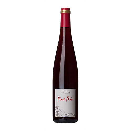 CAVE DE TURCKHEIM - Pinot Noir Tradition - Red Wine - 750 ml