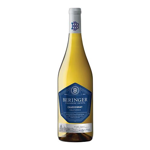 BERINGER Founders' Estate Chardonnay 2018 75cl
