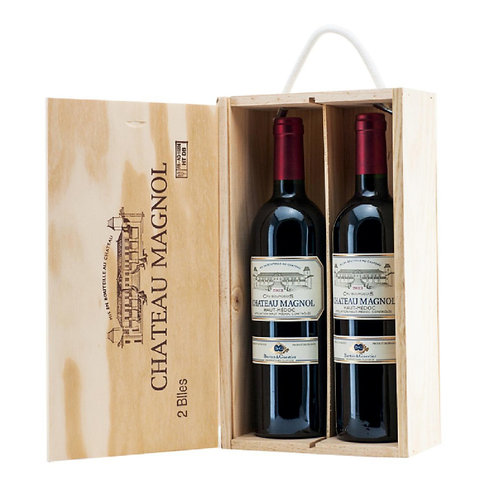 B&G CHATEAU MAGNOL TWIN PACK 750ML (WB)
